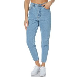 Rufaro Blue Ladies Denim Casual Jeans, Waist Size: 32