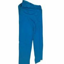Regular Fit Plain Ladies Cotton Pants