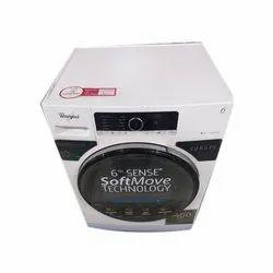 Fully Automatic Front Loading Whirlpool Automatic Washing Machine