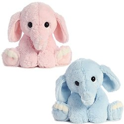 Elephant Kids Soft Toy