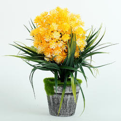Hyperboles Artificial Flower Plant
