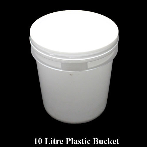 10 Litre Plastic Bucket at Rs 82 piece Plastic Pails ID
