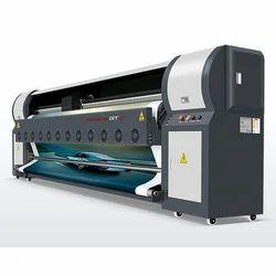 Konica 512i Flex Printing Machine, 1200 Sqft/Hr, Max Printing Size: Roll To Roll