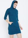 Ladies Plain One Piece Dress