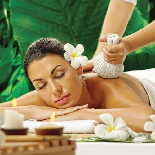 Women Female Full Body Massage Services, Famina Beauty Parlour | ID:  20082843312