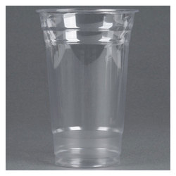 Plastic Disposable Coldrink Glass