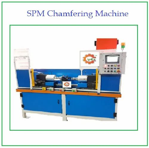 SPM Machine For Chamfering Machine