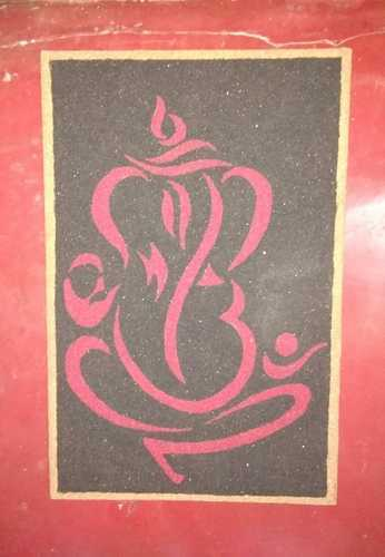 Gita Arts Retailer Of Wall Hanging Painting Ganesh Ji Wall