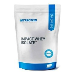 Myprotein Impact Whey Isolate Protein Powder, Packaging Type: Pouch