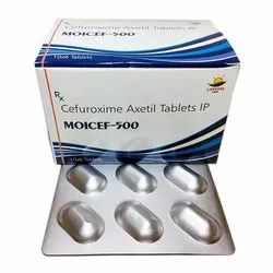 Cefuroxime Axetil Ip Tablet