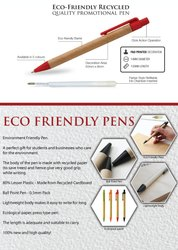 Eco Friendly Pens - Giftana