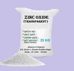 Zinc Oxide Transparent