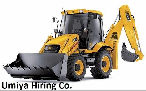 JCB Crane For Rent | Dashrath, Vadodara | Umiya Hiring Company | ID