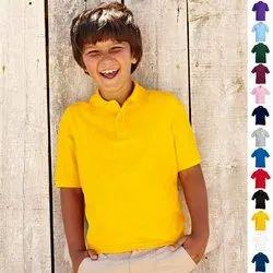 CKL Summer Kids School Sports T-shirts, Size: 20 to 38