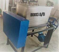 50kg SS Mixer Machine