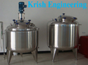 Food Process Mixing Tank
