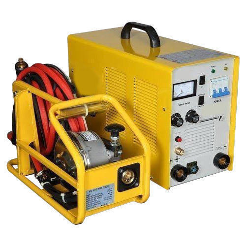 Manual HALLMARK Inverter Mig Machine, 220V