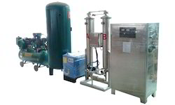 Ozone Disinfection Plant