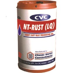 Strippable Rust Preventive Coating