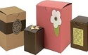 Multicolor Duplex Packaging Box For Packing