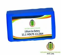 Lithium Ion Battery Pack 11.1V 13.2Ah