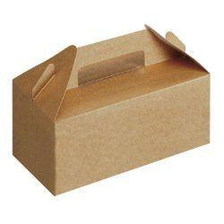 Pastry Corrugated Box
