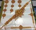 Copper Full Bridal Set
