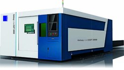 Krystal Fiber Laser Cutting Machine
