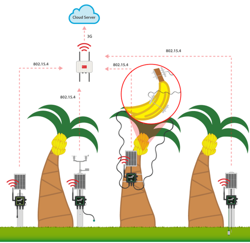 Controlling Water Smart Irrigation System, Model Number: Tfe015, For