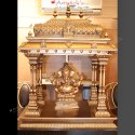pooja mandir for home