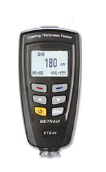 Metravi Instruments CTG-01 Coatmeter/Coating Thickness Gauge
