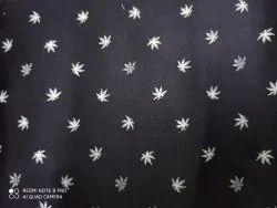 Cotton print shirting