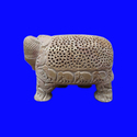 Soapstone Elephant Statue
