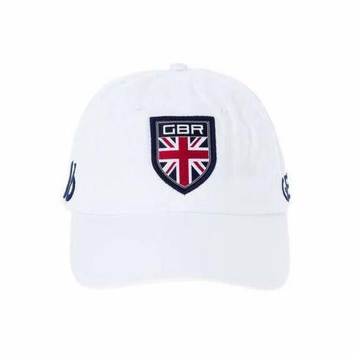 White Boys Stylish Cap 68088af9515