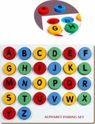 Alphabet Pairing Set