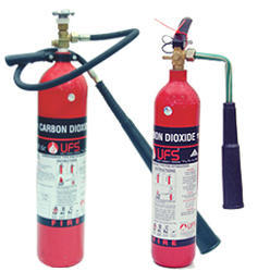 Carbon Dioxide Fire Security Protection