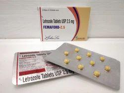 Letrozole 2.5 mg Tablets