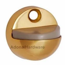 High Brass Door Stopper