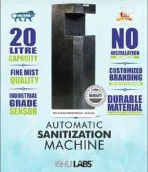 Automatic Sanitization Machine