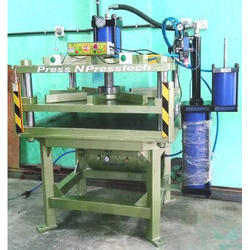Foam Punching Press Machine