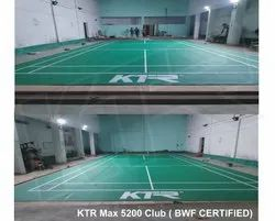 BWF Approved Badminton Flooring KTR