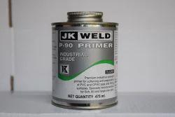 Transperent JK WELD P-90 Primer (Use for PVC pipe)