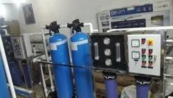 1500 LPH Commercial RO Water Treatment Plant