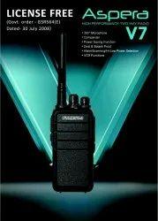 V-7 License Free Walkie Talkie Radio