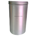 1250 ml Vintage Aluminum Canisters