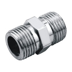 Nascent Stainless Steel Socket Weld Parallel Nipple Fittings 316, Size: 1 Inch, Usage: Chemical Fertilizer Pipe