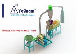 Air Swept Mill With RSM