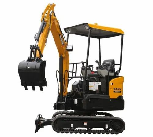 Sany SY16C-Tier 3 Excavators, Operating Weight: 1820kg | ID: 20969121630