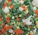 Mandar's Frozen Mixed Vegetables