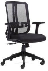 Exclusiff Medium Back Mesh Office Chairs